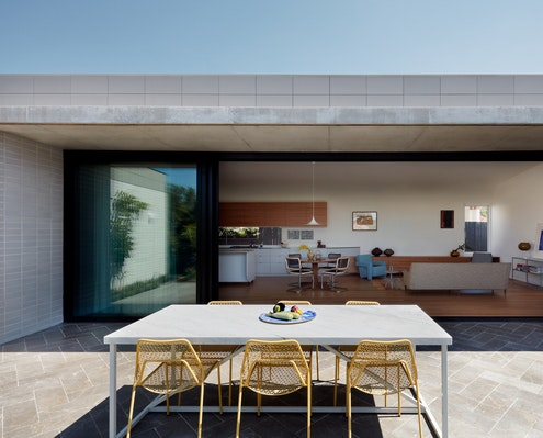 House Frances by Those Architects (via Lunchbox Architect)