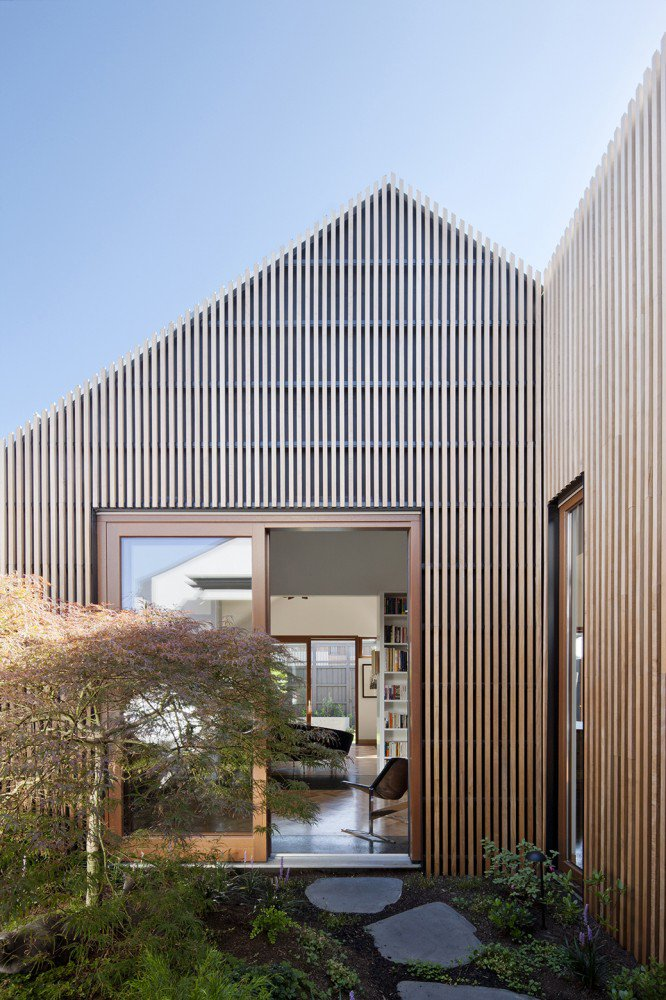House in House by Steffen Welsch Architects (via Lunchbox Architect)