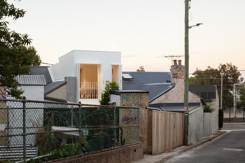 House in Newtown by Architect George (via Lunchbox Architect)