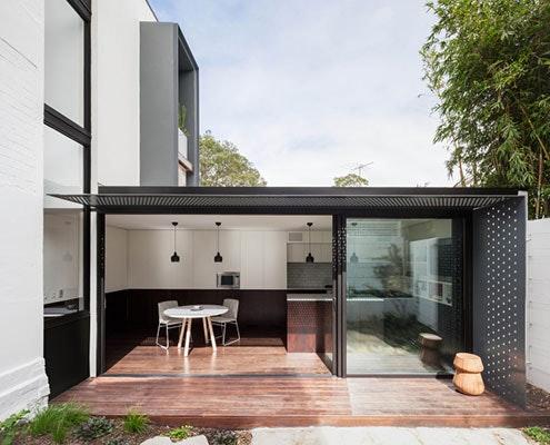 House McBeath by Tribe Studio (via Lunchbox Architect)