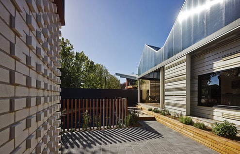 House Reduction by MAKE Architecture (via Lunchbox Architect)