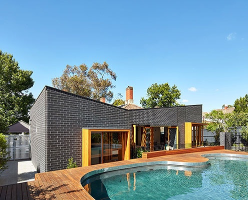 House Rosebank by MAKE Architecture (via Lunchbox Architect)