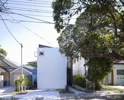 House Shmukler by Tribe Studio (via Lunchbox Architect)