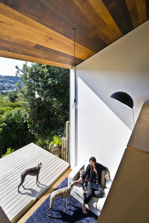 Island Bay House by WireDog Architecture (via Lunchbox Architect)