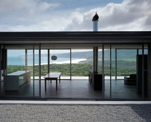 Johanna House by Nicholas Burns Associates (via Lunchbox Architect)