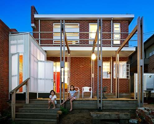 John & Kathleen's by Irons McDuff Architecture (via Lunchbox Architect)