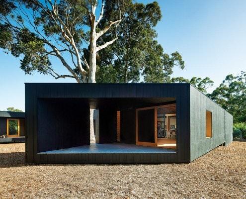 Karri Loop House by MORQ Architects (via Lunchbox Architect)
