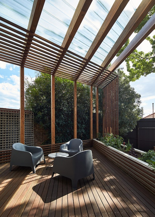 Kelvin House by FMD Architects (via Lunchbox Architect)