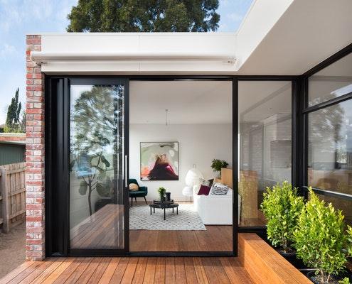 Kew Villa by McManus Lew Architects (via Lunchbox Architect)