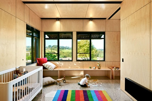 Kids Pod by Mihaly Slocombe (via Lunchbox Architect)