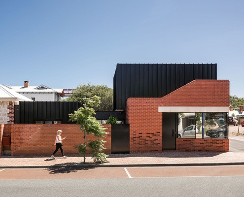 King George by Robeson Architects (via Lunchbox Architect)