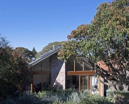 Kingsford House by GSBN Studio (via Lunchbox Architect)