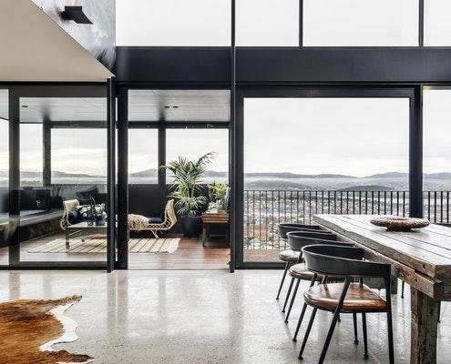 Knocklofty by Preston Lane Architects (via Lunchbox Architect)