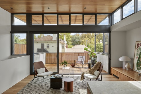 Laneway House by Subtract Architecture (via Lunchbox Architect)