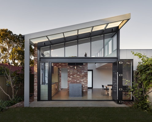 LBK by PLY Architecture (via Lunchbox Architect)