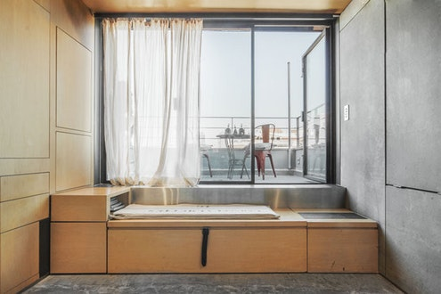 Lego Apartment by Barbara Appollini Architect (via Lunchbox Architect)