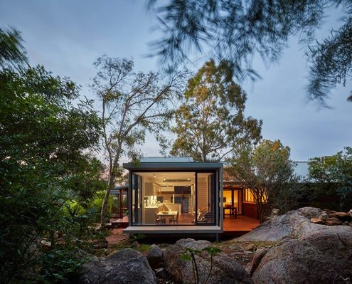 Boya House by Maarch Architecture (via Lunchbox Architect)