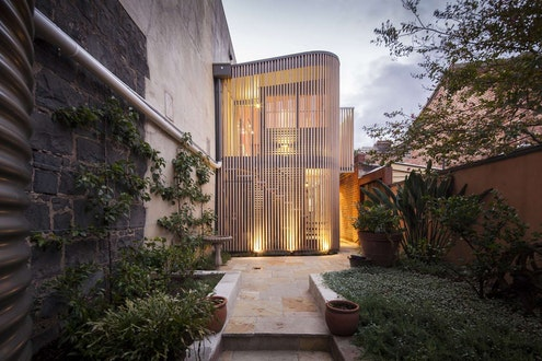 Little Gore Street Studio by Tim Spicer Architects (via Lunchbox Architect)