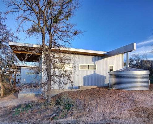 Llano Exit Strategy Communal Houses by Matt Garcia Design (via Lunchbox Architect)