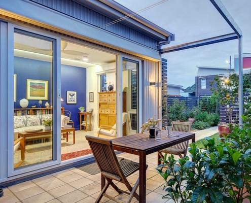 Lochiel Park Courtyard Home