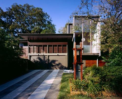 Lockyer Residence by Shaun Lockyer Architects (via Lunchbox Architect)