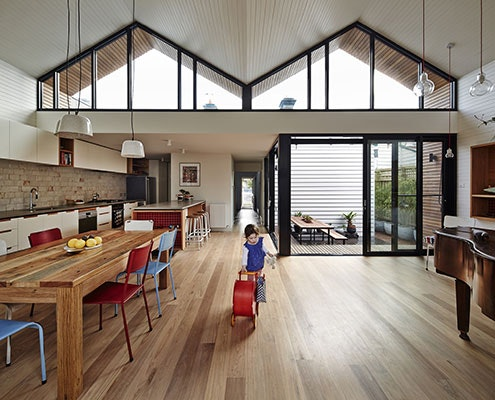 M House by MAKE Architecture (via Lunchbox Architect)