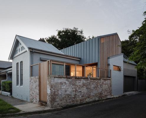 Machiya House by Downie North Architects (via Lunchbox Architect)