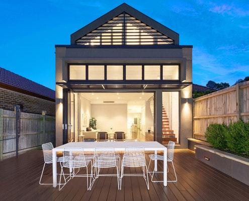 Maison de Famille by Sandbox Studio Architecture & Design (via Lunchbox Architect)