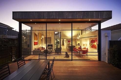 Malvern House by Jost Architects (via Lunchbox Architect)