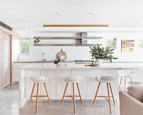 Manly Apartment by Annabelle Chapman Architect (via Lunchbox Architect)
