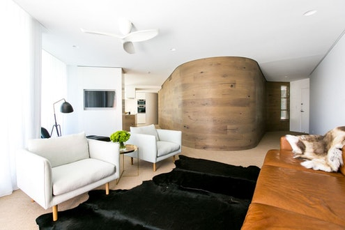 Manly Apartment by C+M Studio (via Lunchbox Architect)