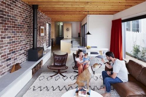 Maroubra House by Those Architects (via Lunchbox Architect)