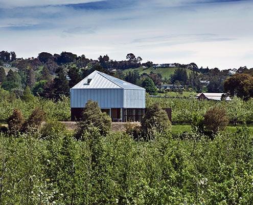 McKenzie House by AtelierWorkshop (via Lunchbox Architect)