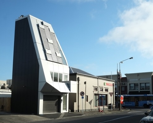 MegaTower by Thom Craig Architects (via Lunchbox Architect)