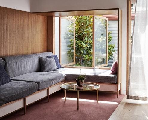 Melrose Terrace by Dan Gayfer Design (via Lunchbox Architect)