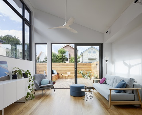 Micro Addition by Cathi Colla Architects (via Lunchbox Architect)