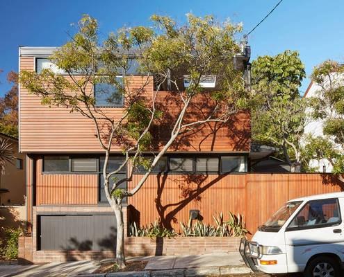 Mid-century Modern House by Elaine Richardson Architect (via Lunchbox Architect)