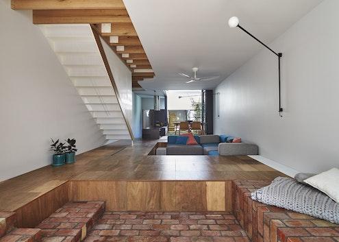 Mills House by Austin Maynard Architects (via Lunchbox Architect)