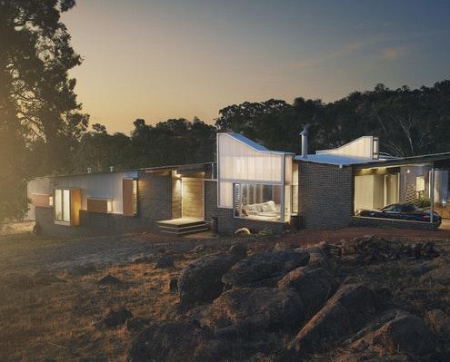 Mindalong House by A Workshop (via Lunchbox Architect)