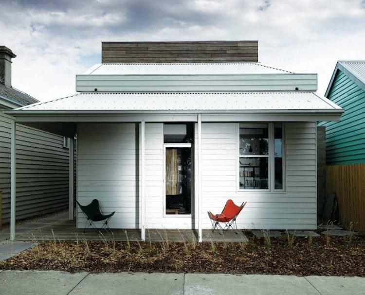 Model House (via Lunchbox Architect)