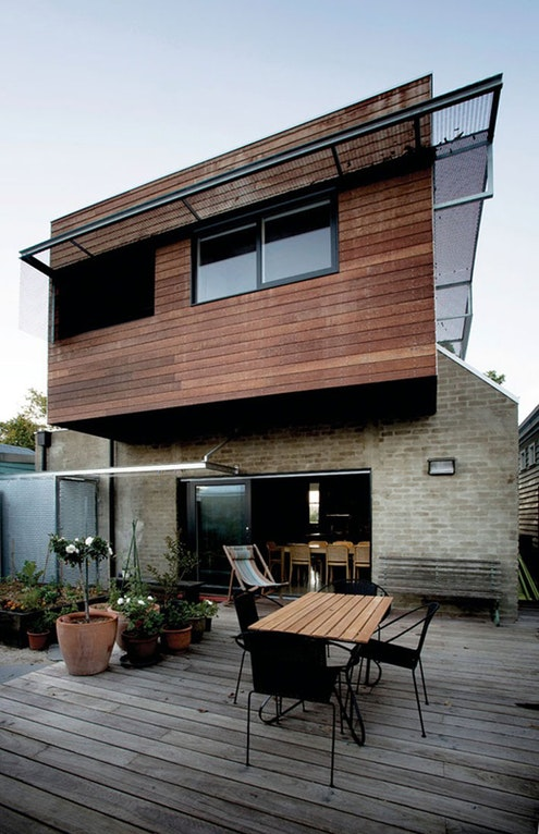 Model House by Breathe Architects (via Lunchbox Architect)