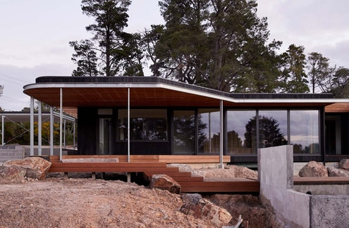 Modular Passive House by ARKit (via Lunchbox Architect)