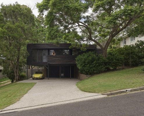 Moorooka House by Maytree Studios (via Lunchbox Architect)