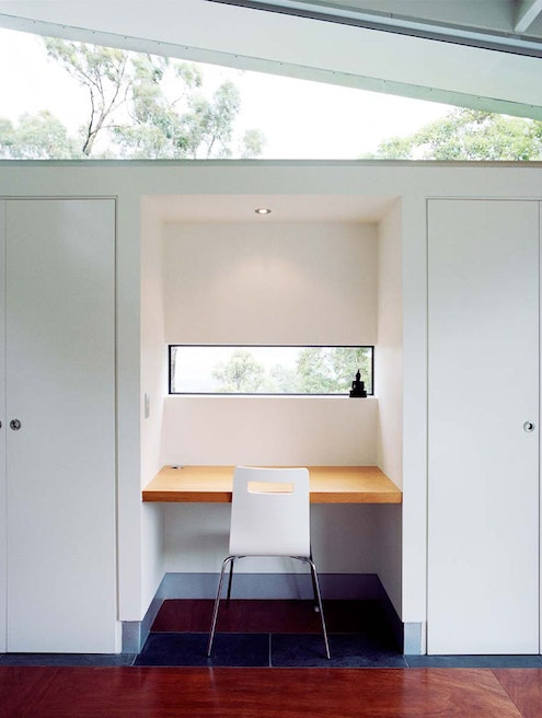 Mount Ninderry House by Sparks Architects (via Lunchbox Architect)