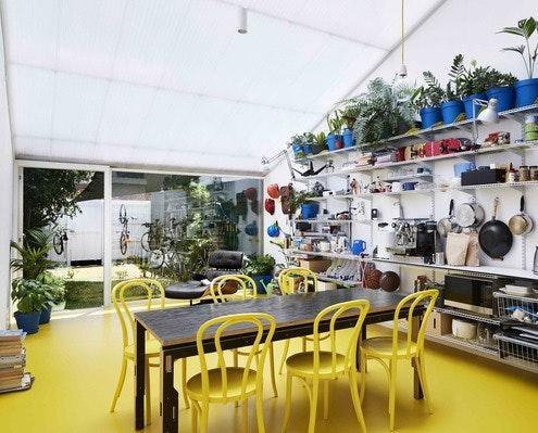 My House (The Mental Health House) by Austin Maynard Architects (via Lunchbox Architect)