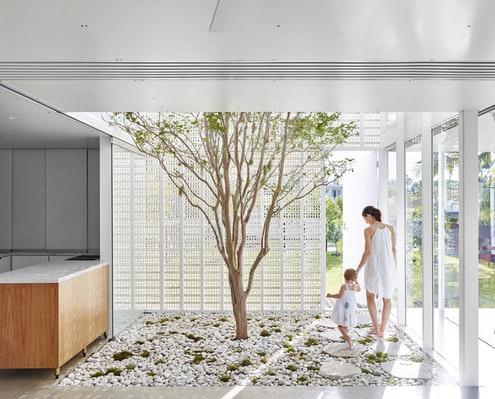 Naranga Avenue House by James Russell Architects (via Lunchbox Architect)