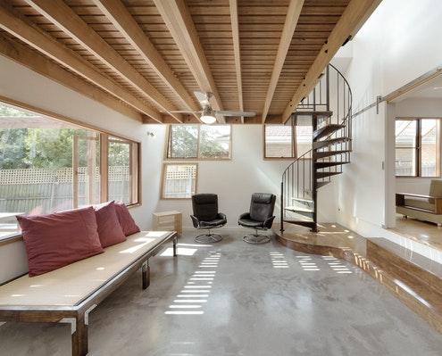 Nest House by Zen Architects (via Lunchbox Architect)