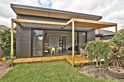 Neville House by  (via Lunchbox Architect)