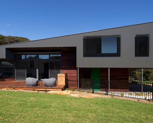 New House by Grant Maggs Architects (via Lunchbox Architect)