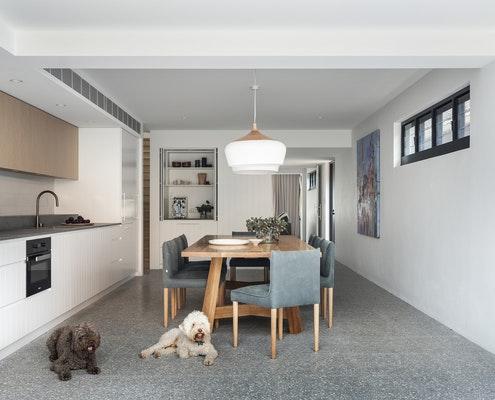 North Bondi House by Josephine Hurley Architecture (via Lunchbox Architect)